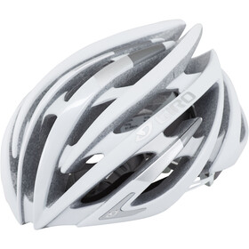 Giro Aeon Fietshelm, matte white/silver